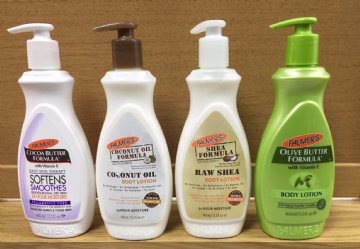 PALMER'S BODY LOTION SKIN PRODUCTS